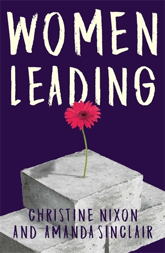 Women Leading book cover